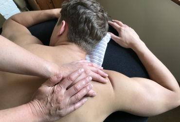 a relaxation massage