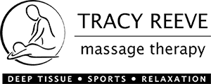 Tracy Reeve Masseuse - Logo
